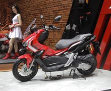 Pertama di Dunia, Nih Harga Resmi Motor Matic Adventure Honda ADV 150
