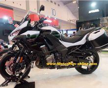 Sangar, Kawasaki Perkenalkan New Versys 1000, Motor Kencang Fitur Melimpah