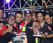 Satu Dekade Yamaha V-Ixion Club Indonesia (YVCI) Tangerang Chapter Bro