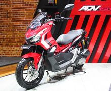 Harga Honda ADV150 Sesuai Price List, Sales Menawarkan Harga Resmi