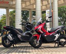 Honda ADV150 Pakai ABS Single Channel di Rem Depan, Ini Alasan Tidak Pakai Dua Channel