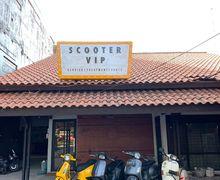 Lebarkan Sayap, Scooter VIP Launching Workshop Anyar di Surabaya
