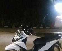 Kasihan, Ban Bocor Gak Bawa Uang, Pengendara Honda BeAT Malah Habis Dihujat Netizen