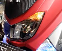 Tren Lampu Sein Skutik Yamaha NMAX Pindah Ke Headlamp, Mudah Caranya