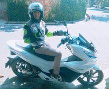 Driver Ojek Online yang Pakai Skutik Honda PCX Electric Ngaku Nyaman, Ternyata Harga Sewanya Segini Sebulan