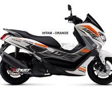 Bikin Bodi Skutik Yamaha NMAX Jadi Penuh Warna, Siapkan Rp 150 Ribu