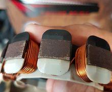 Cuma Modal Ganti Spul di Skutik  Yamaha NMAX, Lampu Depan Double Projector Makin Terang Benderang