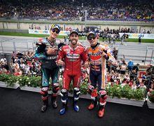 Hasil Balapan MotoGP Austria 2019, Andrea Dovizioso Yang Tercepat