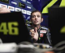 Menakjubkan, Valentino Rossi Start Dari Grid 10 Finish ke-4 Di MotoGP Austria 2019