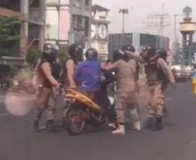 Viral Video Pengeroyokan Pemotor oleh Gerombolan Oknum Satpol PP, Kasatpol PP Medan Angkat Bicara