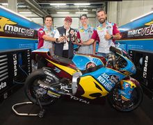 Bertahan di Moto2 Semusim Lagi, Gagal Kejadian Marquez Bersaudara Setim di MotoGP