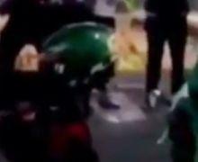 Brutal, Video Detik-detik Oknum Driver Ojol Tampar Penumpang Wanita, Kesal Dicuekin