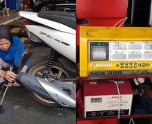 Uji Emisi Pada Motor Akan Berlaku di Jakarta, Honda PCX Lulus Tes?