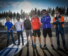 Gak Penasaran, Video Keliling Sirkuit MotoGP Baru KymiRing Finlandia