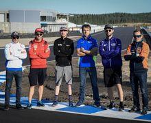 Cuekin MotoGP Inggris, Test Rider Tim MotoGP Pabrikan Malah Jabanin Sirkuit Ini