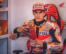 Gimana Gak Keki, Video Detik-detik Marc Marquez Gagal Juara di MotoGP Inggris 2017