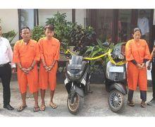 Satu Keluarga di Bali Terciduk Beli Yamaha NMAX dan Vespa Sprint Pakai Duit Haram, Begini Modusnya