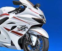 Heboh, Penampakan Suzuki Hayabusa Terbaru Bocor, Mesin 1400 cc dan Pakai Sasis Berbeda