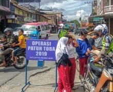 Tertunduk Lesu, Pelajar Naik Motor Gak Berkutik Diberhentikan Polisi, Kena Pasal Berlapis