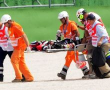 Video 9 Tahun Lalu Pembalap Meninggal Setelah Kecelakaan di MotoGP San Marino