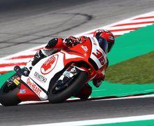 Hasil FP3 Moto2 San Marino 2019, Pembalap Indonesia Andi Farid Izdihar Meningkat Terus...