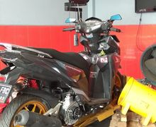 Sadis, Upgrade Performa Honda Vario 150 Dibore Up dan Stroke Up Jadi 200 Cc, Tembus 19,27 Hp