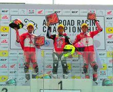 Pembalap Binaan AHM Siap Tempur di ARRC AP250 Malaysia, Bidik Puncak Klasemen