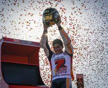 Tugas Berat Dovizioso, Susahnya Halangi Marquez Jadi Juara Dunia MotoGP di Thailand, Apalagi Bulan Ini