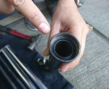 Murah Banget, Substitusi Seal Sokbreker Depan Honda Vario 125 Bisa Ngirit Hingga 3 Kali Lipat