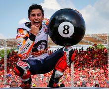 Rayakan Gelar Juara Dunia MotoGP 2019, Marc Marquez Siap Keliling Kota Cervera Naik Binatang Buas