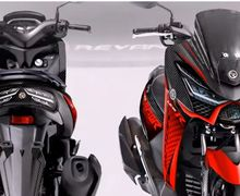 Tampilan Baru Mirip Monster, Yamaha Lexi Raptor Idaman Anak Muda