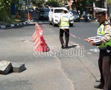 Tabrakan Yamaha V-Ixion dan Honda BeAT Tewaskan Anggota TNI AD, Korban Terseret Sejauh 20 Meter