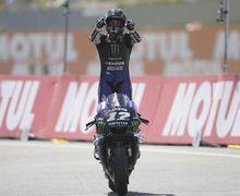 Hasil FP1 MotoGP Australia 2019: Valentino Rossi Menyodok, Maverick Vinales Berjaya di Trek Basah