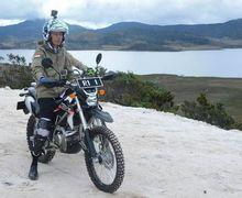 Gak Hanya Motor Bensin, Presiden Jokowi Juga Doyan Naik Motor Listrik, Ini Motor-motornya