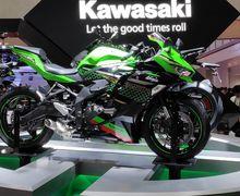 Dijamin Merinding, Begini Bengisnya Raungan Mesin Kawasaki Ninja 250  4 Silinder, Merdu Banget!
