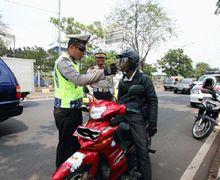 Enggak Nyangka, Ternyata Pelanggaran Ini Yang Terbanyak Dilakukan Pemotor di Bekasi Saat Operasi Zebra 2019