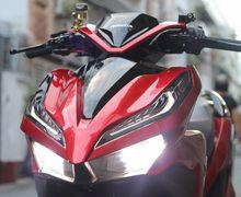 Honda Vario 150 Jadi Makin Kece dan Sporty, Cuma Pakai Ubahan Ini