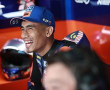 Hafizh Syahrin Bisa Bernapas Lega, Pemerintah Malaysia Suntikan Dana Demi Balapan MotoGP