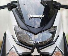 Tampang Yamaha NMAX Terbaru Makin Tajam, Pasang Body Kit Cuma Rp 1 Jutaan, Ada 2 Model