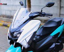 Yamaha NMAX Makin Gagah Pakai Cover Lent Automodified, Tonton Videonya