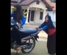 Suaranya Kocak Abis, Video Anak Remaja Nyalakan Honda Supra X Lawas Tapi Tak Kunjung Menyala