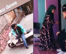 Bikin Hati Ambyar, Video Driver Ojek Online Dimaki dan Dihina Calon Mertua, Ternyata Begini Ceritanya