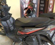 Pemilik Nyaris Pingsan, Honda BeAT Belum Turun Pelat Nomor Digondol Maling, Kondisi Gerbang Terbuka
