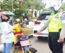 Polisi Mengincar 7 Ciri Ini, Perhatikan Pelat Nomor Kendaraan Anda