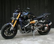 Berotot Bak Atlet Binaraga, Honda CB600F Disulap Bergaya Neo Sports Cafe
