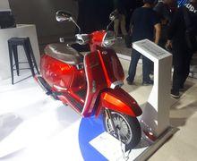 Mau Kapan Lagi? Beli Lambretta Langsung Gratis Service dan Helm, Cuma di IIMS Motobike Expo 2019