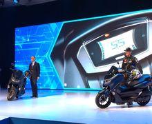 Fitur Yamaha NMAX Terbaru 2020 Bikin Geger, Bisa Konek Smartphone Sampai Kontrol Traksi