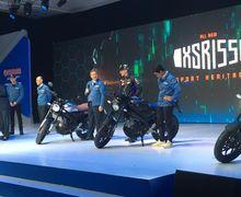 Mantap Abis! Motor Baru Yamaha XSR155 Langsung Dipuji Para Pembalap Dunia, Begini Katanya
