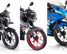 Boleh Juga Nih, Gak Sampai Rp 25 Juta, Harga Motor Sport 150 cc Suzuki Update Desember 2019