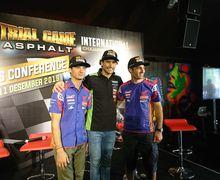 Ketat, Ini Profil 3 Pembalap Supermoto Asal Perancis yang Berlaga di Trial Game Asphalt International Championship 2019